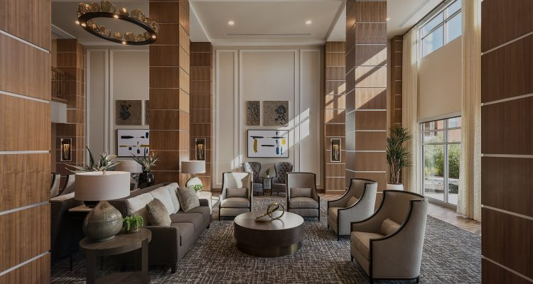 Trends In Senior Living Design, And Amenities